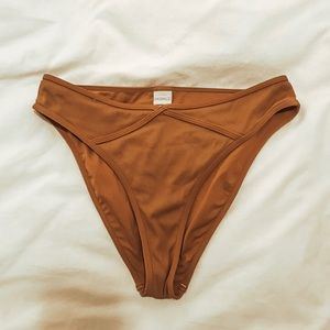 L Space Fanning bikini bottom
